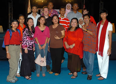 KL Staff and Organisers