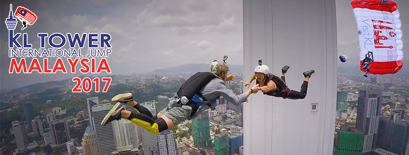 KL Tower Jump 2017